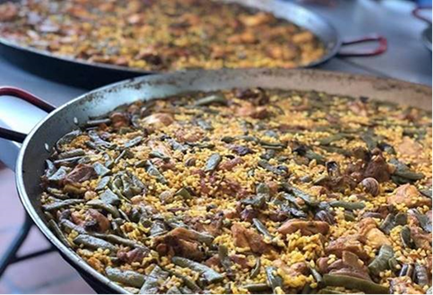*SOLD OUT* Paella Cooking Class with Chef Danny Lledó