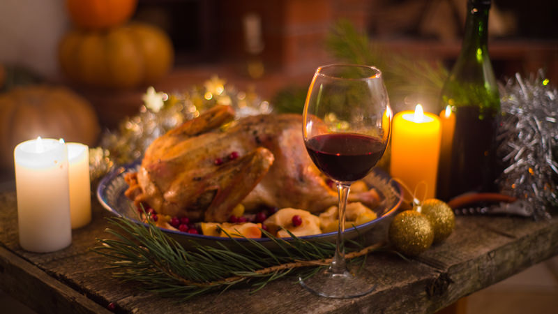 Wine Tasting Class - What you should be drinking for Thanksgivin